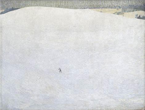 Un paisaje de nieve / © M.u.D. Thalmann, CH-3360 Herzogenbuchsee