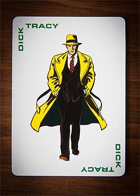 Dick Tracy, la carta más valiosa: el p... amo del juego