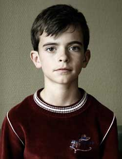 Victor, el niño misterioso