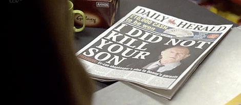 """""""Yo no maté a vuestro hijo"""". La prensa no se conformará con eso"""