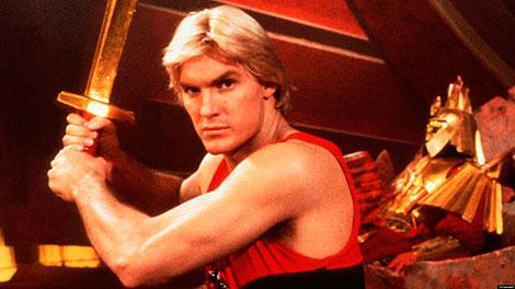 No son los músculos, ni la valentía... el secreto de este superhéroe es su pelo