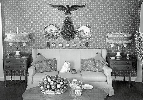 'Living Room, Racine, Wisconsin' (1971)