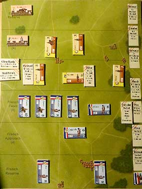 Segundo turno de la batalla por El Cairo. Pagamos un precio muy alto por ganar