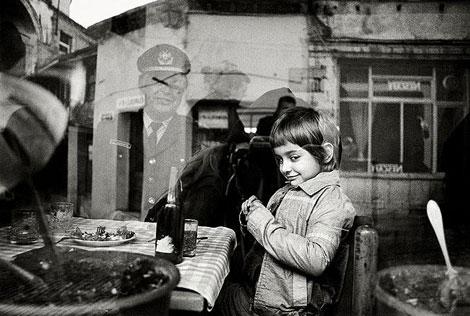 Sin título, de la serie Imagined States and Desires. A Balkan Journey, 1999-2002 © Vanessa Winship