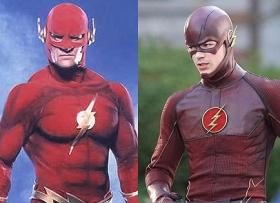 The Flash en los 90 y 2014. Tendríamos claro quién querríamos que nos defendiera