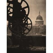 St. Paul's from Bankside, London [Saint Paul desde Bankside, Londres], c. 1905 / ©George Eastman House/Published and Printed by 31 Studio.
