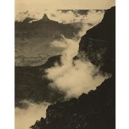 Nubes en el Gran Cañón, 1911 / © George Eastman House, International Museum of Photography and Film