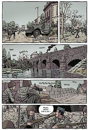 Página de 'Los surcos del azar'   http://www.pacoroca.com/