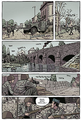 Página de 'Los surcos del azar' | http://www.pacoroca.com/