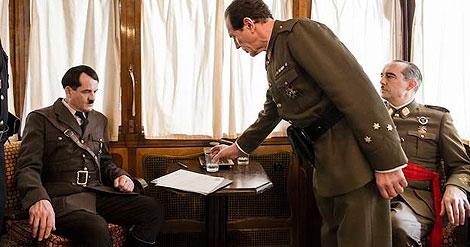 Hitler y Franco. Y en medio, un 'funcionario' del tiempo   RTVE