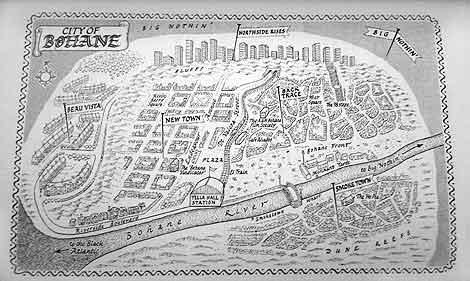 Mapa de la ciudad. Sacado de aquí > https://redfellow.wordpress.com/