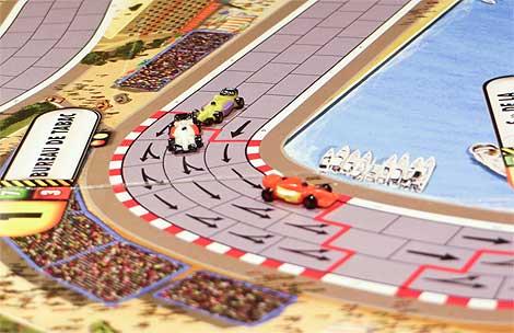 Lucha por el liderato en el circuito de Mónaco del Fórmula Dé