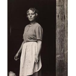 Susan Thompson, cabo Split, Maine, 1945 Copia a la gelatina de plata The Cleveland Museum of Art. Fondo Leonard C. Hanna, Jr., 1983.204 © Aperture Foundation Inc., Paul Strand Archive Foto: © The Cleveland Museum of Art