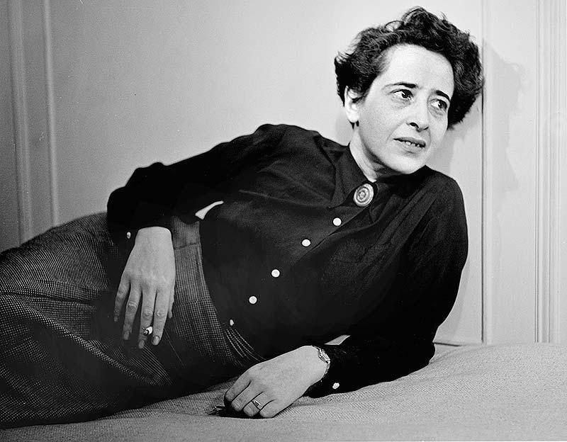 Hannah Arendt, la de verdad