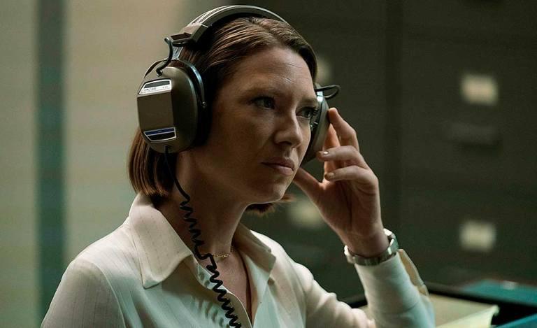 Wendy, asesora del FBI.