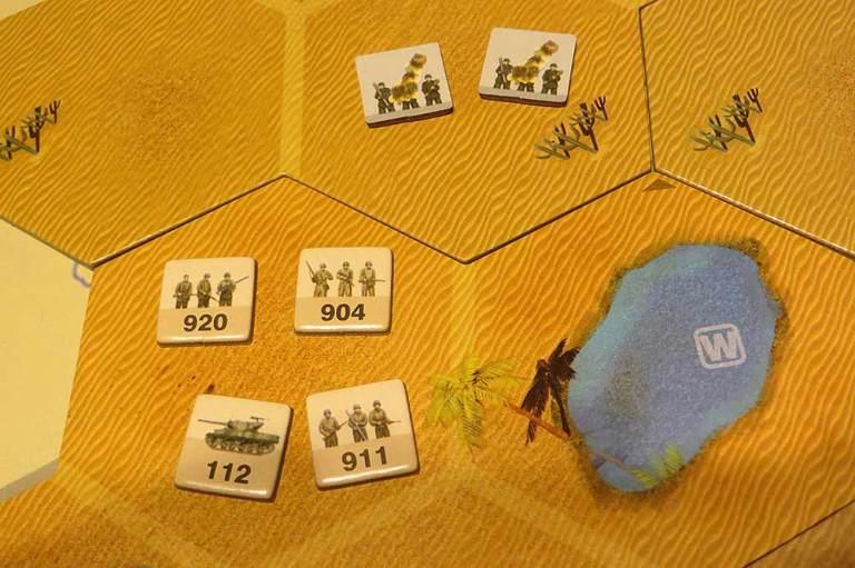 Las unidades americanas acaban de pulverizar a dos equipos rivales. ¿Los véis echando humo?