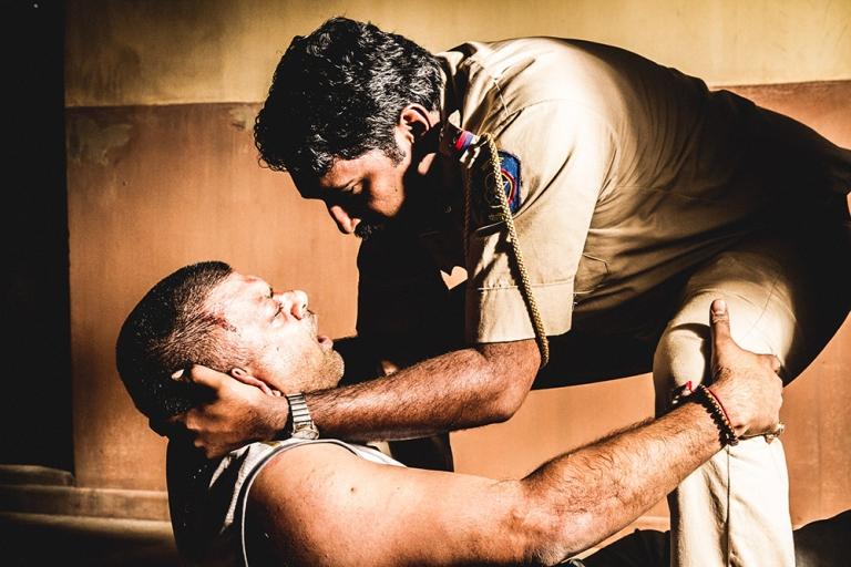 ¿Quién dijo que la policía india no tiene ganas de trabajar?