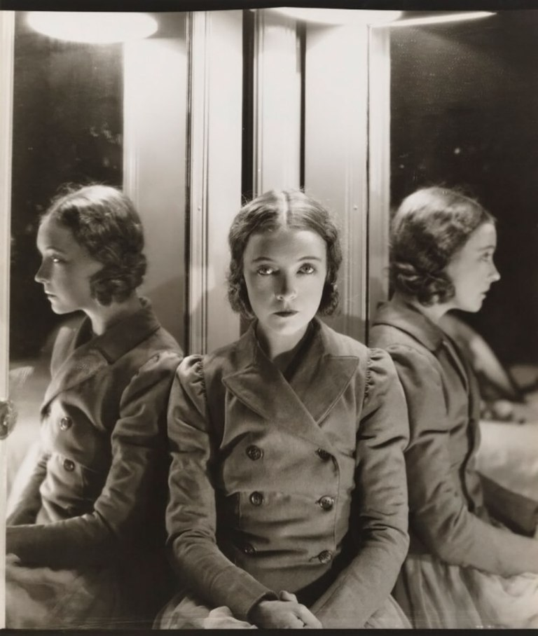 La actriz Lillian Gish (1929). © Cecil Beaton Studio Archive, Sotheby's London