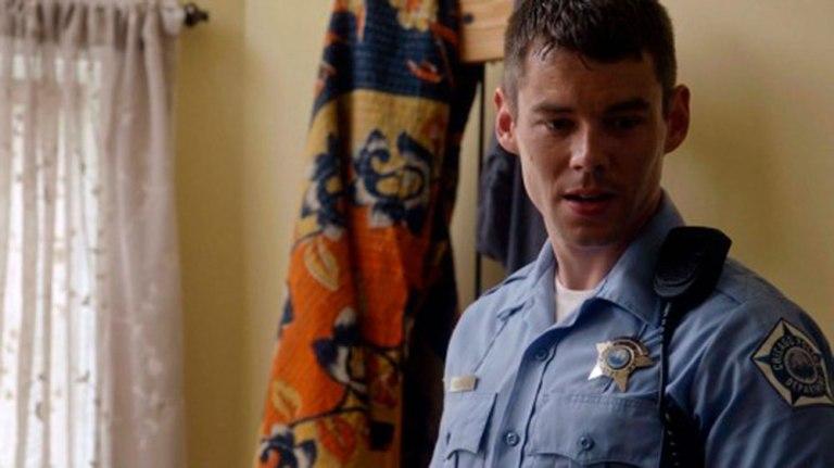 Will, policía de Chicago. Puede que el más protagonista de todos.