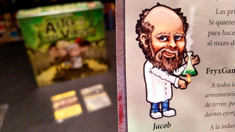 Jacob Fryxelius, el autor de todo esto: el juego, y la plaga.
